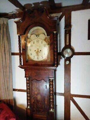 Longcase clock for restoration 11