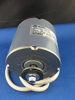 KULTHORN  CONDENSER FAN MOTOR 28W out  0.60AMP 1350RPM KJB2S4701 HUB SHAFT 5