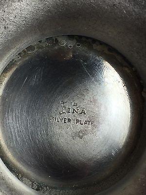 Vintage Coffee Tea Silverplate 5pc Set 7