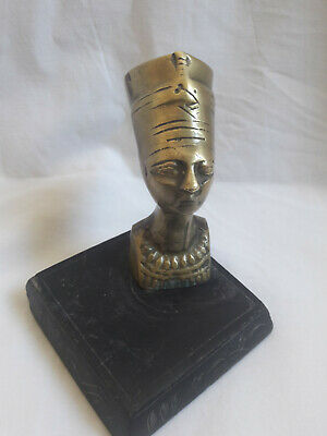 Egyptian Statue Queen Nefertiti  Art Decor Made In Egypt 7