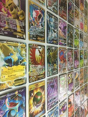 Pokemon cards TCG 50 bulk Lot - 100% AUTHENTIC - Ultra Rare GX or EX cool gift! 3