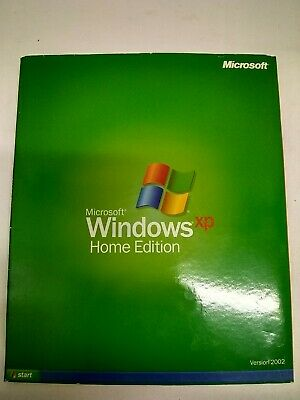 Microsoft Windows XP Home Edition Upgrade - Ver 2002 with Service Pack 2 4