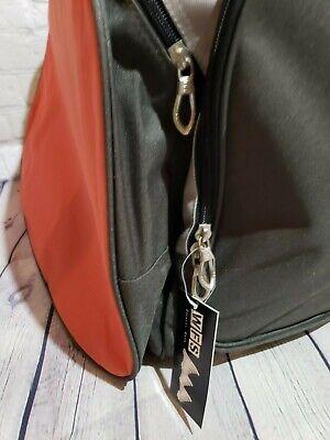 WFS Travel Bag Olive/Red Brick 4