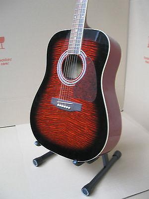 Universal Gitarrenständer - E-Gitarre - Akustik - Konzert - Bass - Klappbar -Gs3 8