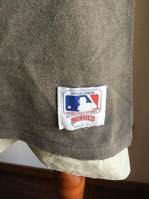 MAGLIA CHICAGO WHITE SOX T-SHIRT Nutmeg Cotton Licensed USA MLB
