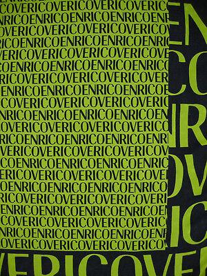 l'atteggiamento migliore ec205 347b4 ENRICO COVERI FOULARD Vintage Soie Scarf Silk Vtg Sciarpa Di Seta