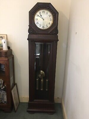 German Grandfather Clock 8