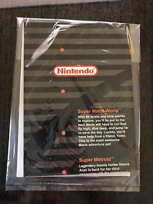 Authentic SNES Super Nintendo Classic Mini Super Entertainment System  21 Games 8