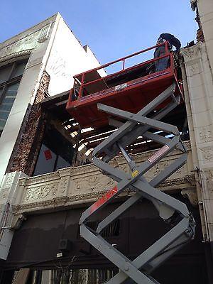3 Story Terra Cotta Building Facade Front Cherubs Dolphins 35 Feet Tall 8