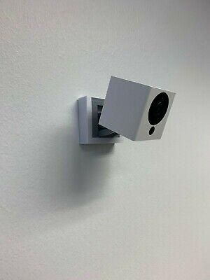 Wyze Cam V2 HD Camera 1080p Wall Mount Holder Ceiling Bracket w/ Hardware 3 Pack 4