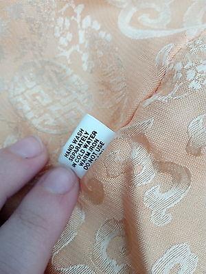 Abito Etnico In 100% Seta Ethnic Dress Silk 100% Made In Nepal 5