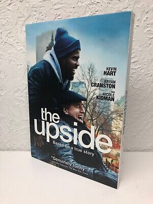 The Upside 2019  Authentic DVD Beware of Cheap Fakes sold as Rental Editions! 3