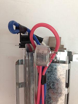 Ge  Fridge Long Glass Defrost Heater Elements Wr51X442 Msg20Ja Tfg20Jr 3 • AUD 165.00