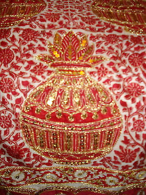 Ladies Indian Pure Silk Saree With Zari Work 3