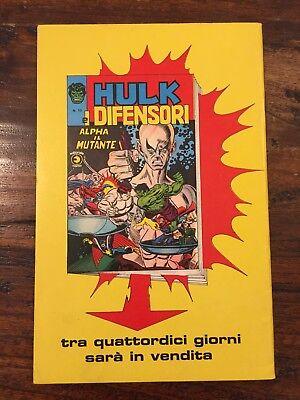 Hulk E I Difensori N. 9 Corno 2