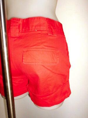 c6f53e18f2d76 SEXY SUPERBE SHORT Classique Habiller Femme Zara Rouge T:s/M - EUR ...