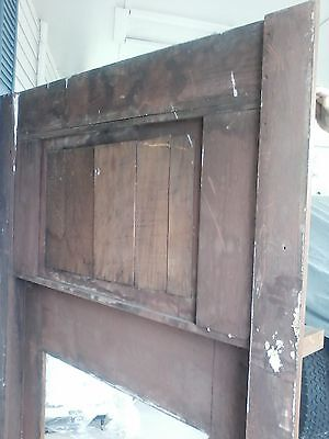 Antique Fireplace Mantle 11