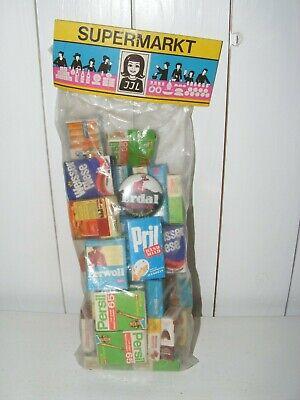 Antik Spielzeug Kaufladen Kaufmannsladen Puppenstube Puppenhaus OVP 60er Jahre 2