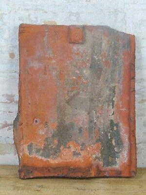 alter Feierabendziegel Linkskremper Dachziegel Vintage