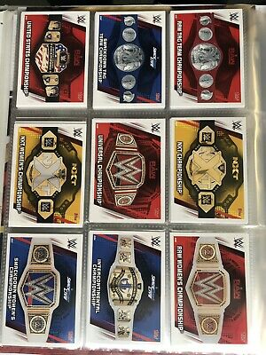 Topps WWE Slam Attax Universe,Complete Set 349 Cards + Collectors & 7 Limited 4