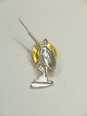 ALBERTO DA GIUSSANO Spilla da giacca (pins) in Argento 925 - Legnano - 4