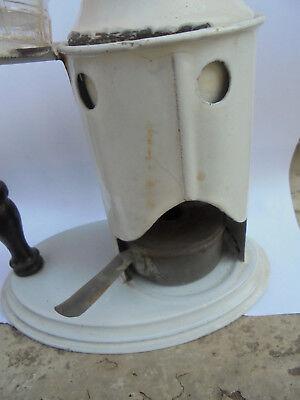 29671 Alter antiker Inhalator Inhaliergerät  Emaille 2