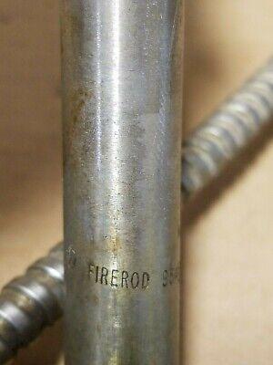 Watlow Controls #L15J-124 Firerod Cartridge Heater with Thermocouple D151 3