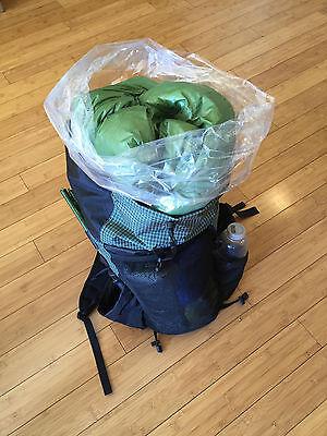 NYLOFUME BAG The perfect backpack liner! Waterproof, Odor resistant, Light 2