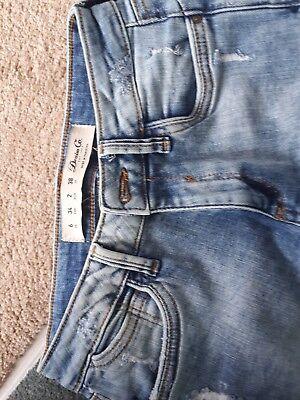 Ladies/Girls Jeans Size 6 2