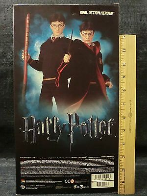 HARRY POTTER MEDICOM RAH REAL ACTION HERO 1//6 DOLL 12 IN DISPLAY EMPTY BOX USED