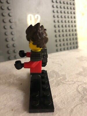Lego Minifigure New The Ninjang Movie Split From 70629 70608- njo360 Kai