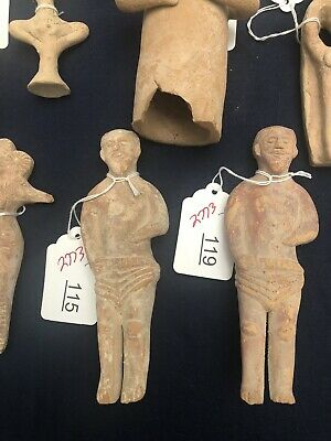 antique pre-columbian artifact Figurine  and more Amazing Collection 10 Items 4