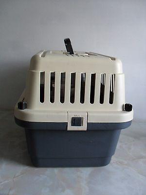 Petmode Plastic Pet Crate HCA13A - L50 X W33 X H33 3