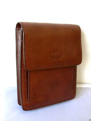 ... Borsello Portafoglio Porta Carte Cards Pelle Toscanino Tracolla Unisex  T. Moro 2 e71e93a65e5