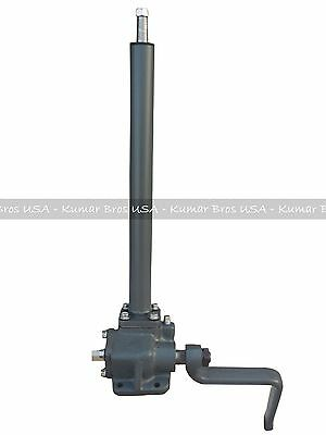 New Kubota Tractor Steering Box Assembly L175 L185 L245 L225 With Pitman Arm 2