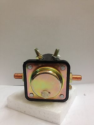 NEW STARTER SOLENOID RELAY SW3 Ford Jeep Lincoln Mercury 1958-1991 3