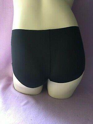 Ex Store PINK/BLACK/BLUE lightweight shorts briefs knickers, quality NVPL 7