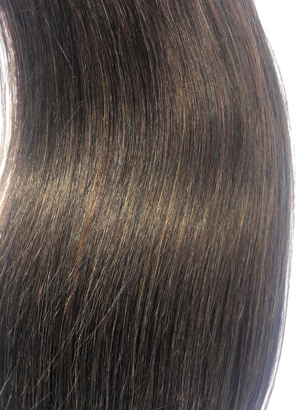 Extra THICK Double Weft Real Clip In Remy Human Hair Extensions Full Head Blonde 4