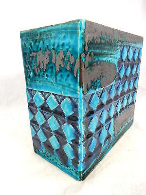Rare  60´s Heinz Siery design Carstens Luxus  Keramik Vase  C - 801 .