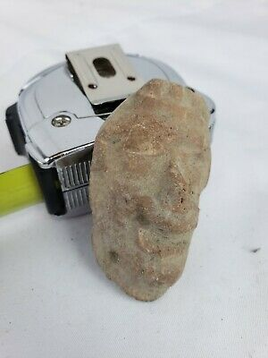 Pre-Columbian pottery fragment, part of collection #1 2