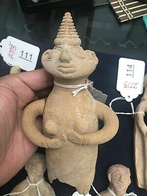 antique pre-columbian artifact Figurine  and more Amazing Collection 10 Items 6