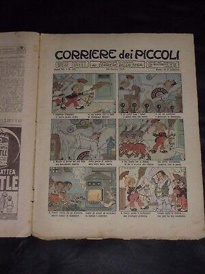 ***corriere Dei Piccoli N. 17 Anno Vi*** 26/4/1914 Con Sovracoperta