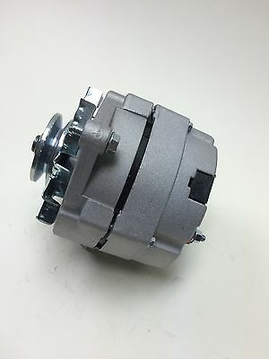 """Ford Model A 6 volt 60 amp 1 wire GM alternator Positive Ground w//3//4/""""  pulley"""