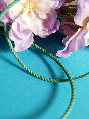 Véritable Corde Ancienne Neuve Pour Poids De Pendule De Parquet Ou Comtoise 4