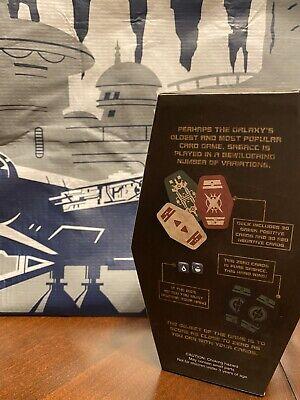 Disney Star Wars: Galaxy's Edge SABACC Cards Deck Box Unopened Brand New 2