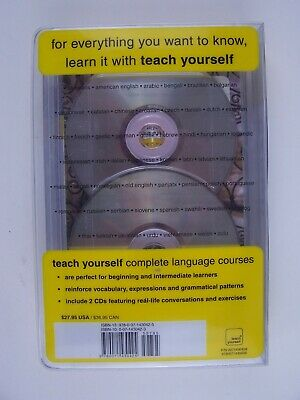 Teach Yourself Czech Complete with Two Audio CDs & Guide Teach Yourself Language 3