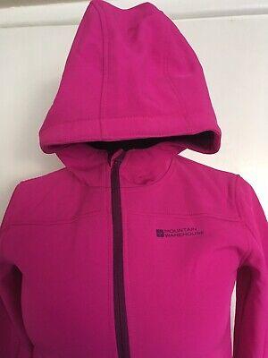 Girls Mountain Warehouse Pink & Purple Jacket Coat 11-12 Years 2