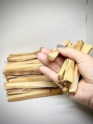 Palo Santo (Bursera Graveolens) Holly Stick 25 PCS Original From Peru! 2