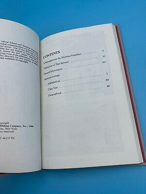 Derham Hall High School Alumnae Directory 1984 St Paul Minnesota 8