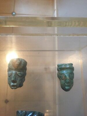 Pre-Colombian, 15 Mayan , Jade  Ancient Artifacts. A Unique Collection,. 5